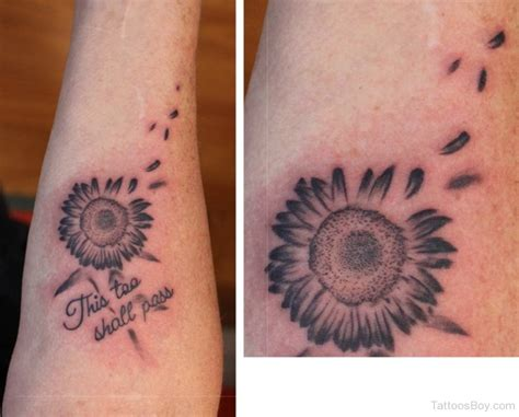 sunflower tattoos tattoo designs tattoo pictures
