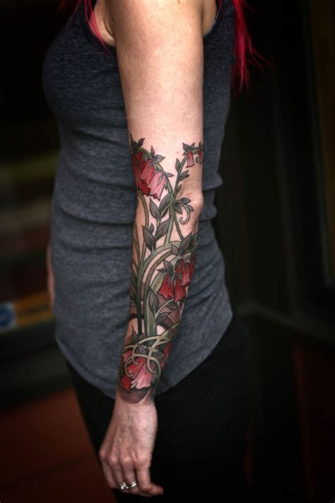 wrist to elbow tattoo sleeve 716 best tattoos portable permanent images on