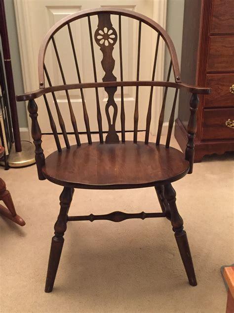 Hale Furniture hale furniture bowback armchair 602 5 olde