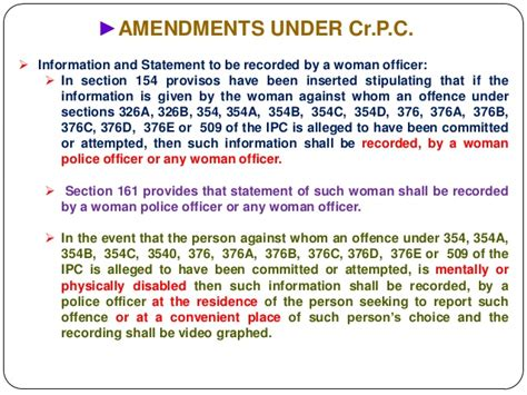 ipc 354 section section 354 ipc amendment 2013 28 images criminal law