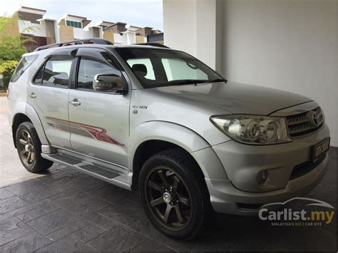 Fortuner Ad 1301b List Blue toyota fortuner 2009 v trd sportivo 2 7 in sabah automatic
