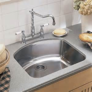 american standard kitchen sink american standard culinaire 7501000 single bowl undermount