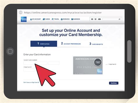 Apply For An American Express Business Card