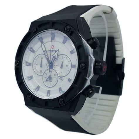 Tali Karet Expedition jual expedition 140235 chronograph tali karet jam tangan