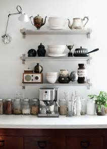 Kitchen Shelf Ideas by 12 Kitchen Shelving Ideas The Decorating Dozen Sfgirlbybay