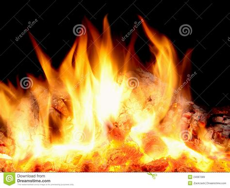 Wood Burning Fires Wood Burning In Royalty Free Stock Images Image