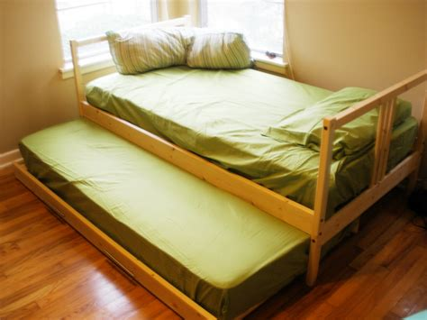 futon with trundle twin bed with trundle style derektime design twin bed