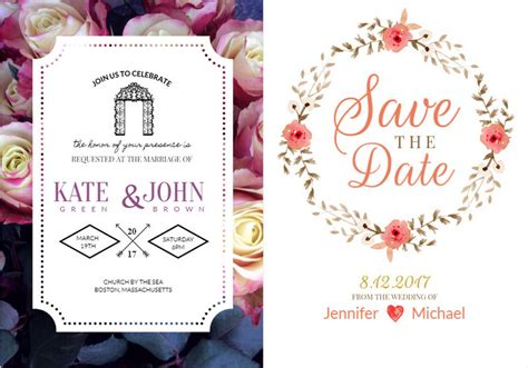 free wedding card designer free personalized greeting cards design invitation