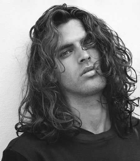 shag hairstyle for black men long curly and wavy shaggy hairstyle http heledis com