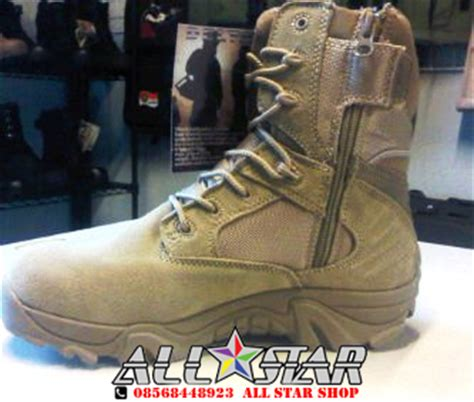 Sepatu Delta 6 Warna Gurun all store sepatu pdl boots delta