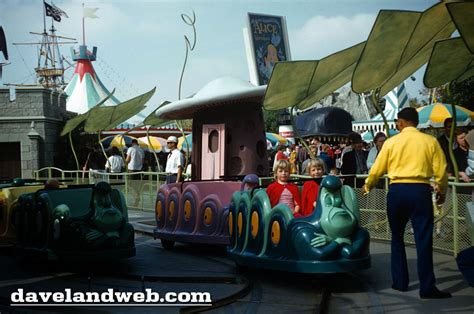 in ride concept 1958 fantasyland daveland in attraction photo page