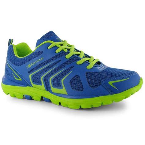 Karrimor Excel Lite Running Shoes by Karrimor Mens Prime Lite 2 Running Shoes Trainers Ebay
