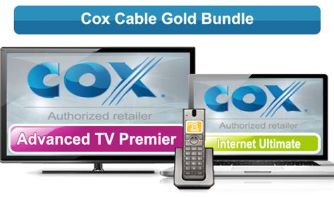 cox gold play bundle bundle plans