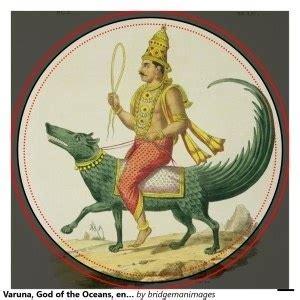 picture  describes  hindu god