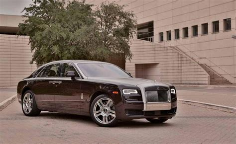roll royce brown 2015 rolls royce ghost series ii review car reviews