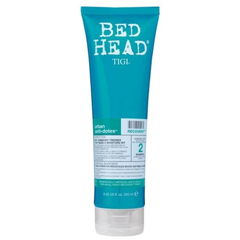 bed head urban antidotes tigi bed head urban antidotes recovery shoo home