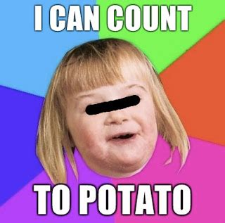 Down Syndrome Girl Meme - love that max found the mystery girl with down syndrome who s a cruel web joke