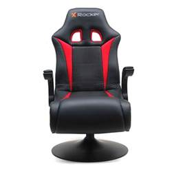 Gaming Armchair by X Rocker Rally Pedestal Gaming Chair For 163 119 99 Was 163 159