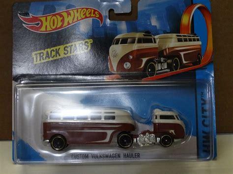 Hotwheels Custom Vw Hauler custom volkswagen hauler kombi wheels 1 64 r 55 00 em mercado livre