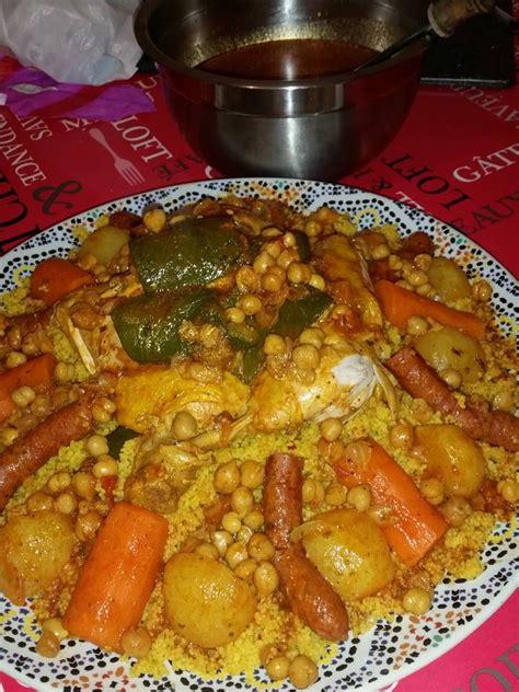 fr2 recettes de cuisine couscous avec legumes frais recettes cookeo