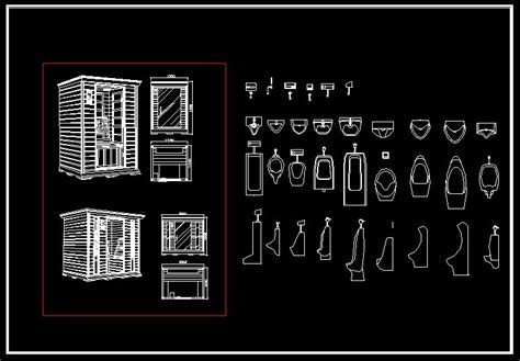 autocad bathroom blocks cad library autocad blocks and drawings download