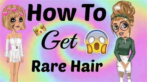 how do you get diamonds on msp msp how to get rare hair without charles and stays forever