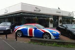 Jaguar Huddersfield Jaguar In Union Window Tinting Huddersfield Go Tints