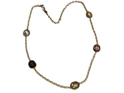 pomellato vintage pomellato necklace vintage diamonds