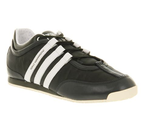 adidas y3 adidas y3 boxing low navy white his trainers
