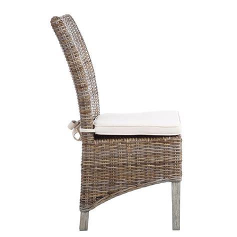 sedie in rattan sedia rattan e legno mango mobili giardino rattan