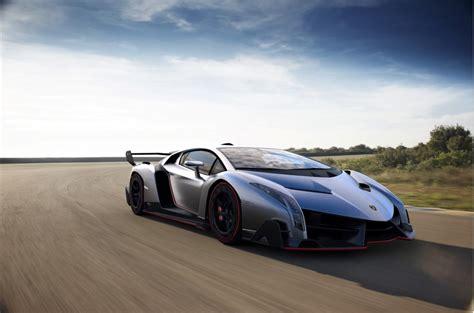 Lamborghini Venino Lamborghini Veneno Fully Revealed Geneva Motor Show