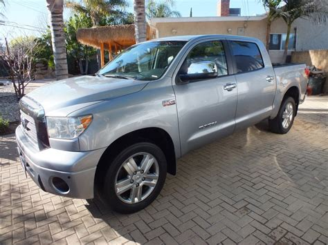 2007 toyota tundra crew max limited edition simi valley truck vehicle deal classified ads