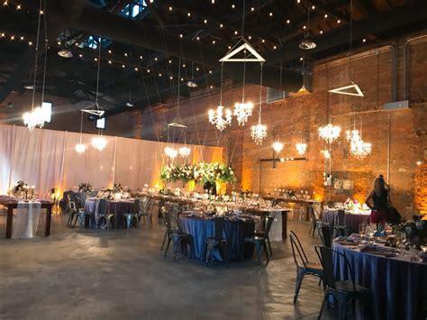 Cleveland Wedding Venue Spotlight   Tenk West Bank by Marigold