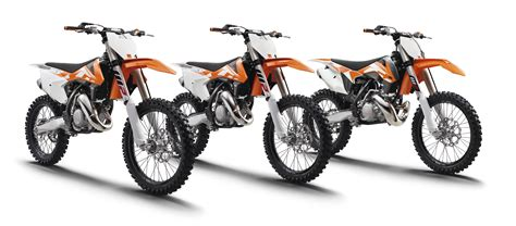 Ktm Range Of Bikes Of The Month How To Develop A New Generation