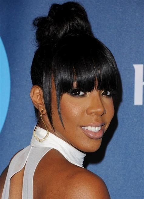 kelly khumalos image of the hair styles kelly rowland hairstyles adorable hair knot pretty designs