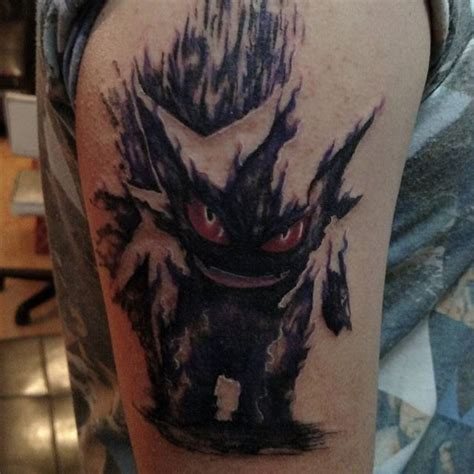 gengar tattoo best 25 ideas on vines