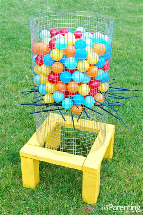 backyard kerplunk game 25 outdoor games for kids
