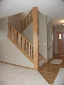 Stair Banisters Ideas Stair Railing New House Someday Pinterest
