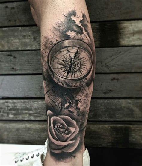Tatuagem De Bussola O Significado E A Dire 231 227 O Certa Tatto Bussola