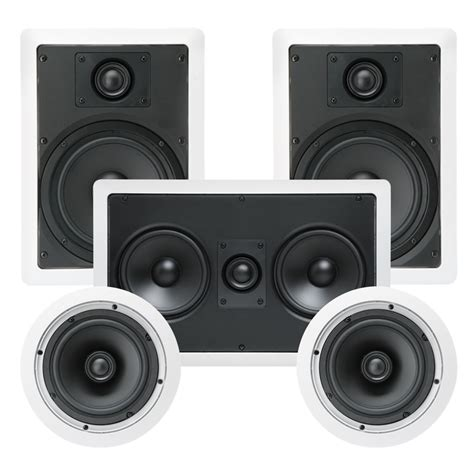 musicakit built  home theater package mtx audio