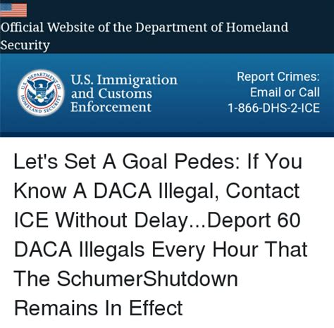 official website of the department of homeland security