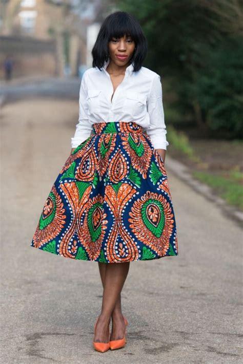 african attire skirt best 25 african print skirt ideas on pinterest african