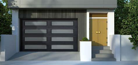 Canadian Garage Door Manufacturers by Glass Garage Doors Canada Modern Look Garage Doors With