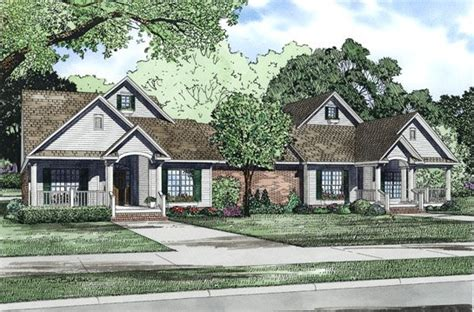 multi family house plans with courtyard hilda place cottage house plan alp 09mn chatham