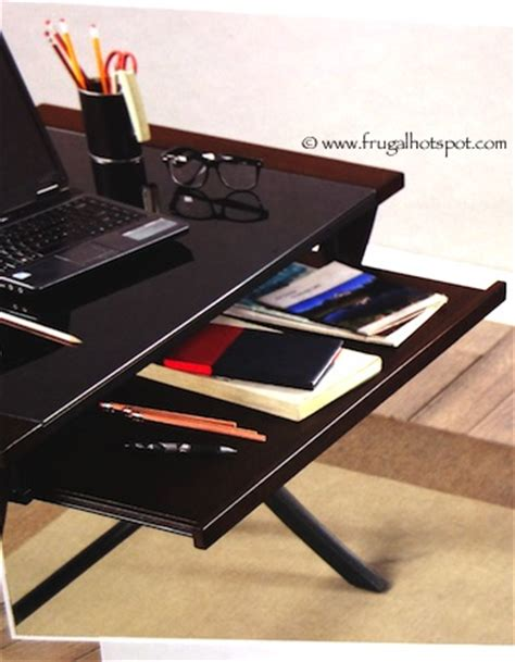 Bayside Computer Desk by Costco Bayside Furnishings Nalu Computer Desk 99 99
