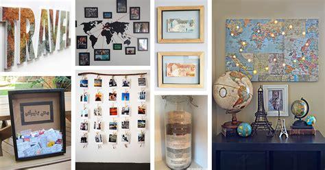 travel inspired home decor ideas  designs