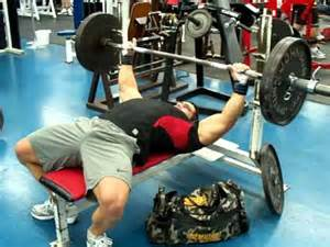 best bench press in nfl greg doucette ifbb pro bench press 225 lbs 54 reps at 211