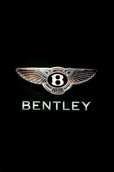 bentley logo wallpaper i really like the flying b bentley logo because it is
