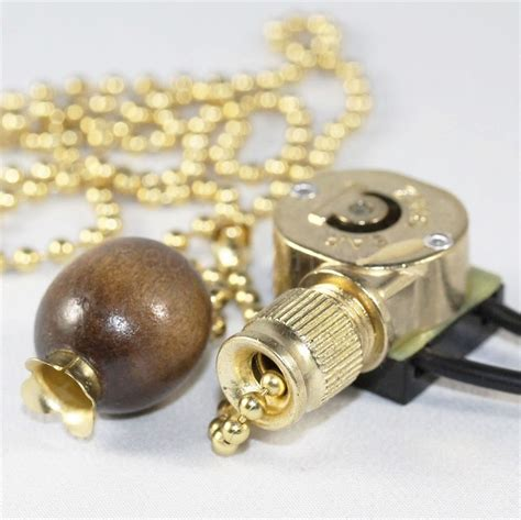 zing ear ceiling fan switch zing ear ze 109m pull chain switch brass for ceiling fan