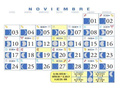 Calendario Lunar Noviembre Centro Astrologico Venezolano Calendario Lunar Noviembre 2008